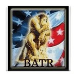 BATR Super Store Tile Coaster