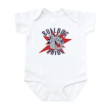 Bulldod Pride Infant Bodysuit