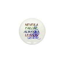 Cute Quotes Mini Button (10 pack)