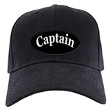 Cute Captain Baseball Hat