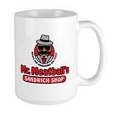 Mr. Meatball's Sandwich Shop Mug