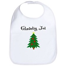 Danish Christmas Tree Bib