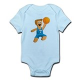 Basketball Boy Infant Bodysuit