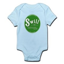 Swill Mineral Water Infant Bodysuit