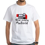 funny machinist cnc Shirt