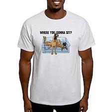 NBrNF Where RU T-Shirt