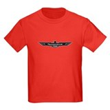 Ford Thunderbird Black Bird Logo T