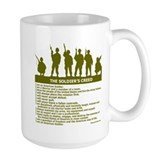 SOLDIER'S CREED Mug