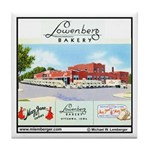 Lowenberg Bakery Color Tile Coaster