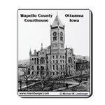 Wapello County Courthouse Mousepad