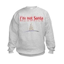 Naughty Santa Sweatshirt