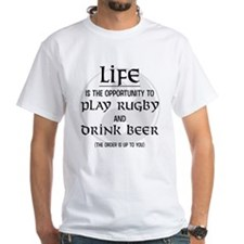 Rugby and Beer Shirt