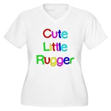 Cute Little Rugger T-Shirt