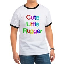 Cute Little Rugger T