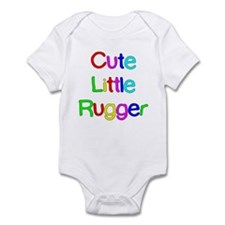 Cute Little Rugger Infant Bodysuit
