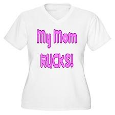 My Mom Rucks T-Shirt