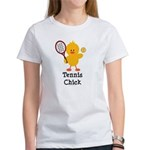 Tennis Chick Women's T-Shirt