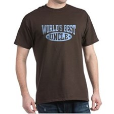 World's Best Uncle T-Shirt
