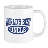 World's Best Uncle Small Mug