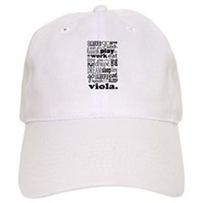 The Viola Life Cap