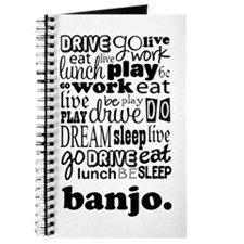 The Banjo Life Journal