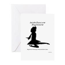 Girl (E) Beginner - Greeting Cards (Pk of 10)