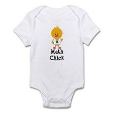 Math Chick Infant Bodysuit