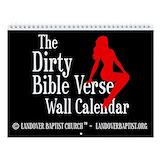 Calendar atheist Wall Calendars