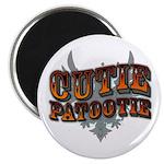 Cutie Patootie Magnet