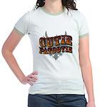 Cutie Patootie Jr. Ringer T-Shirt