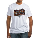Cutie Patootie Fitted T-Shirt