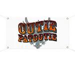 Cutie Patootie Banner