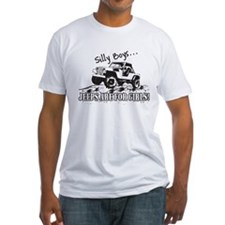 Silly Boys... Jeeps are for Girls! Shirt