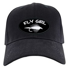 FLY GIRL Baseball Cap