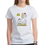 Chicken Family Women's T-Shirt