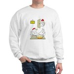 Chicken Family Sweatshirt