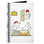 Chicken Family Journal