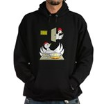 Chicken Family Hoodie (dark)