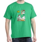 Chicken Family Dark T-Shirt