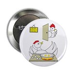 "Chicken Family 2.25"" Button (10 pack)"