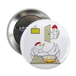 "Chicken Family 2.25"" Button"