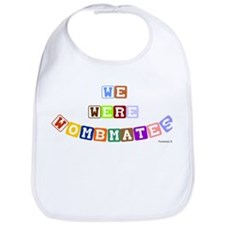 We Were Wombmates Bib