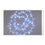 Hanukkah Rectangle Decal