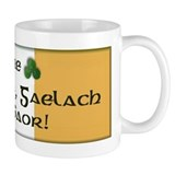 'Ireland United, Gaelic and Free!' Small Mugs