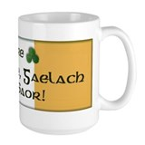Ireland United, Gaelic and Free! Mug