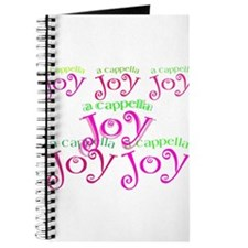 a cappella joy sings! Journal