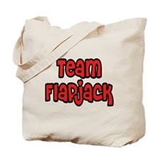 Team Flapjack Tote Bag