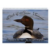 Birds of Maine Wall Calendar