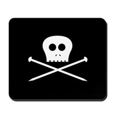 Craft Pirate Needles Mousepad