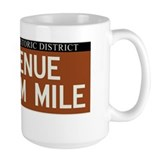 5th Avenue in NY Mug